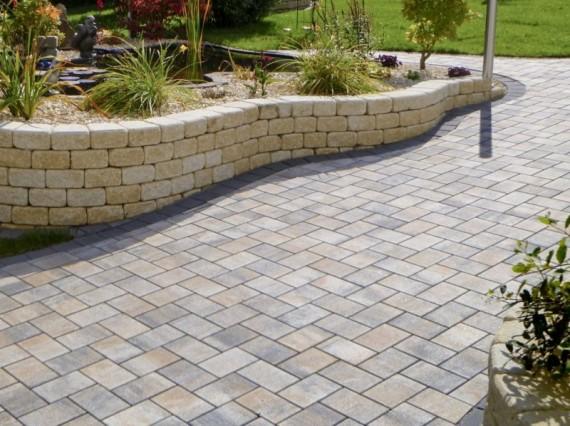 Mauersysteme Garten ist genial design für ihr wohnideen