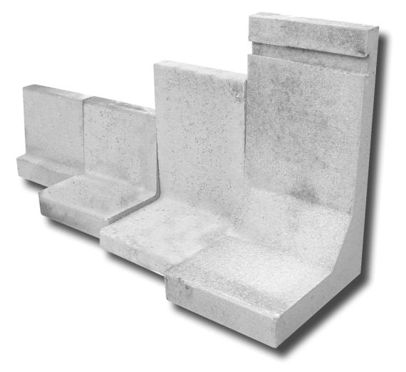 beton u steine produkte u und l steine kann baustoffwerke u l steine hang und randbefestigung. Black Bedroom Furniture Sets. Home Design Ideas